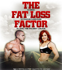 Read the Fat Loss Factor by Marc Lobliner!